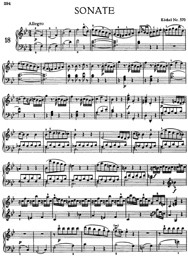 Piano Sonata No.13 in B-Flat, K.333 I.Alegro para la reputación de sucompañía